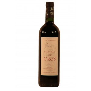 COTES DE BORDEAUX - CHATEAU DU CROS - VIGNOBLE BOYER
