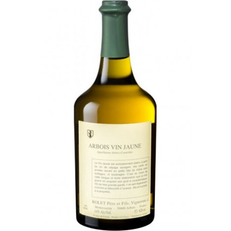 VIN JAUNE - ARBOIS - DOMAINE ROLET