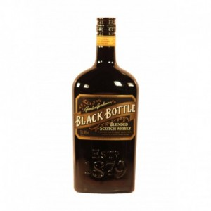 Whisky Black Bottle - Blended