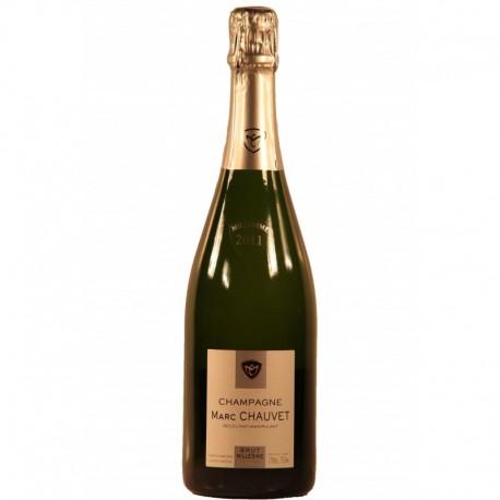 Champagne Marc Chauvet brut millésimé 2012