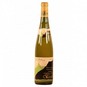 GEWURZTRAMINER VENDANGES TARDIVES - DOMAINE STOECKLE
