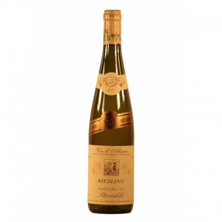 RIESLING - DOMAINE STOECKLE